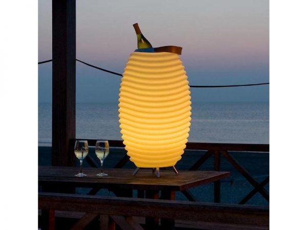 kooduu lamp wijnkoeler gadget