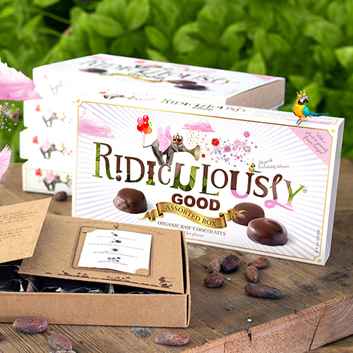 chocolade cadeaupakket