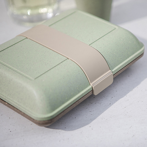 lunchbox vibers lichtgroen