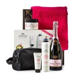 kerstpakket wellness met heerlijke verzorgingsproducten cadeaupakket purelabels