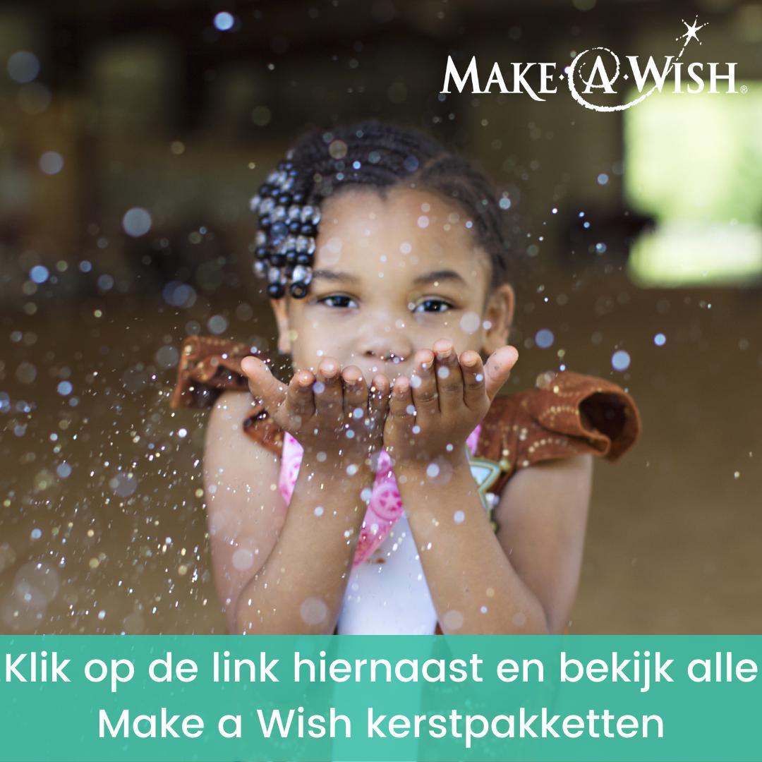 make a wish kerstpakketten purelabels