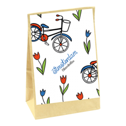 bloembollen in cadeauzakje amsterdam personaliseerbaar relatiegeschenk