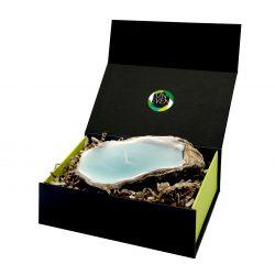 oesterkaars duurzaam relatiegeschenk in luxe doos