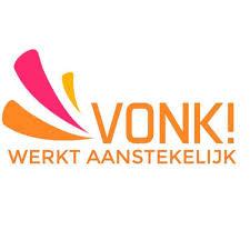 logo vonk kaarsenfabriek sneek