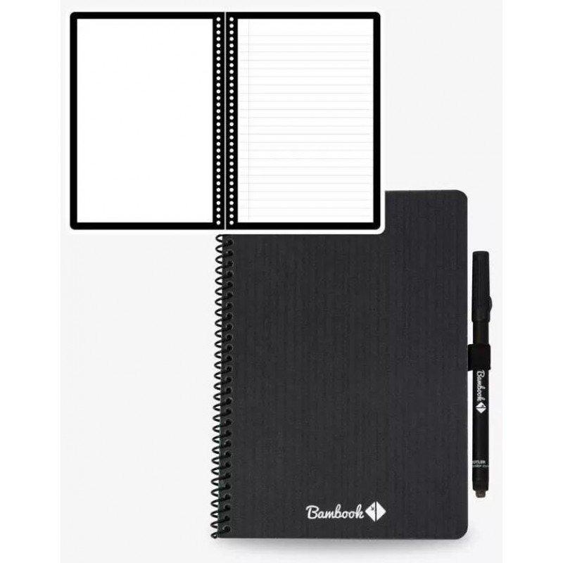 bambook eco en duurzaam notitieboek een relatiegeschenk wat door de brievenbus kan