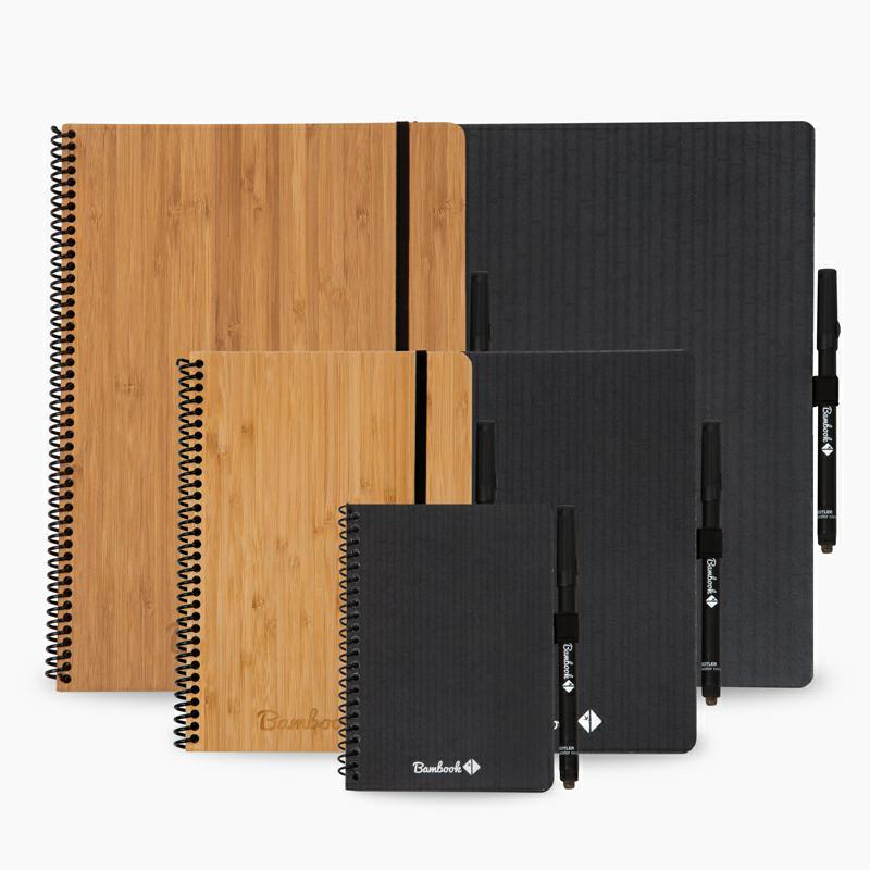 overzicht van bambook soft en harcover