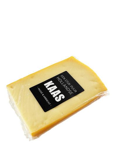 Kaas uit borrelbox brievenbuspakket van purelabels